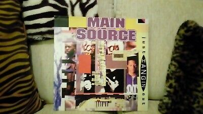 Main Source - Just Iangin Out