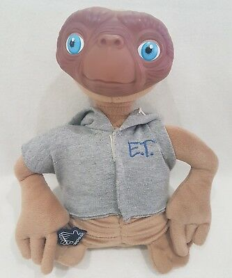 E.T. Soft Toy Figure Extra Terrestrial-New