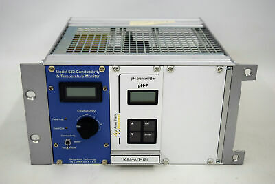 Wedgewood 622 Conductivity & Temperature Monitor Amersham pH-P Transmitter
