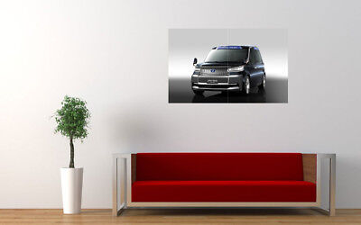 """TOYOTA JAPAN TAXI CONCEPT PRINT WALL POSTER PICTURE 33.1""""x20.7"""""""