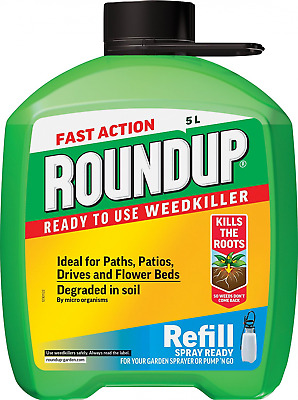 Very Strong Control Action Ground Cover Garden Weed Killer Sprayer Refill Pack