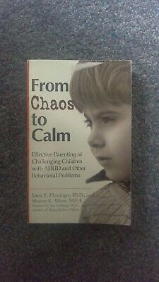 From Chaos to Calm: Effective Parenting for Challenging Children with ADHD Other