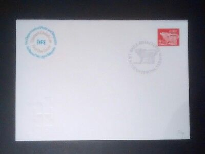 Ireland stamps FDC difinitives 1979  91/2 p