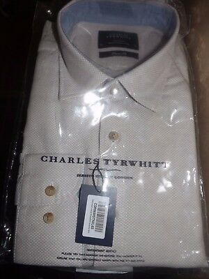 Charles Tyrwhitt Jermyn Street London Classic Fit Shirt XL