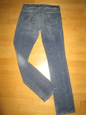 * * * Citizens of Humanity Ava Jeans low rise straight leg, Gr.28 * * *