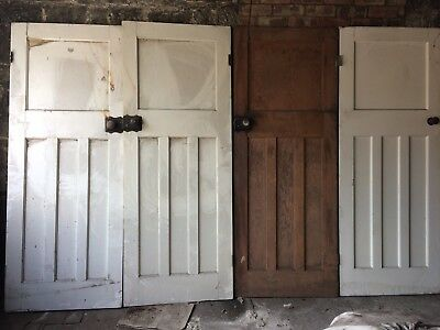 edwardian Interior Doors  X 5