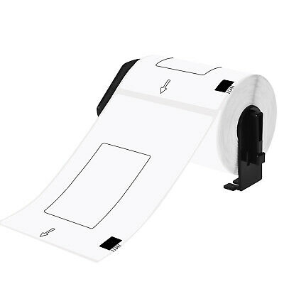 """4"""" x 6"""" DK 1241 Address White Paper Labels For Brother QL-1050 1050N BPA FREE"""