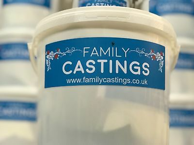 Deluxe Couples Hand Casting Kit with Bucket Plaster Alginate Kits Hand Mould