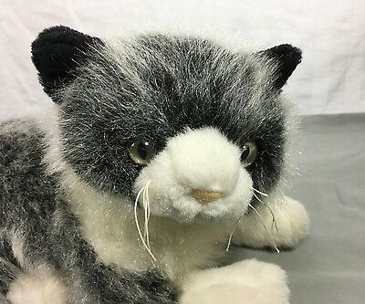 "F.A.O. Schwarz Cat 10"" Plush"