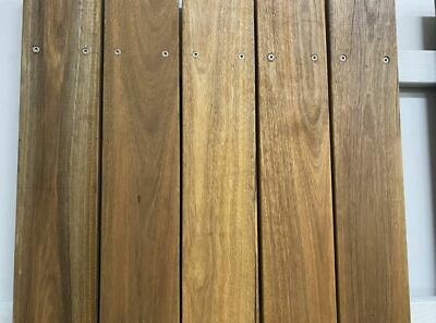 QLD Spotted Gum Decking 136 x 19mm (Pack Lot) Feature Grade 136x19 $4.95plm