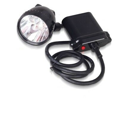 VERY Powerful CREE LED Hunting Light. 3.7v 2.5A 11AH 110000 LUX