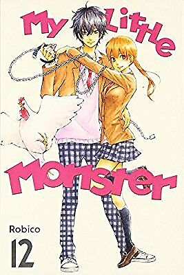 My Little Monster 12, Robico, New Book