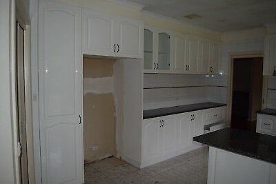 Complete Kitchen (Over, Stove, Cabinets & more)