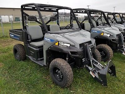 NEW 2014 Polaris Ranger Brutus HD - Blade/Bucket/Forks - Retail $17,999