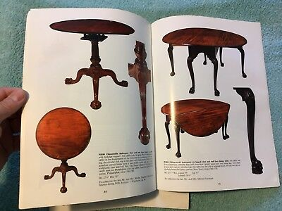American Antique Period Furniture Clocks Reference Guide Israel Sack Collection
