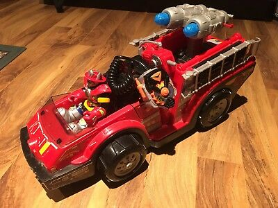 Fisher Price Rescue Heroes Fire Truck    FREE SHIPPING CANADA