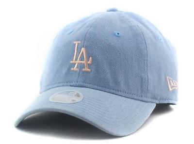 Ladies Los Angeles Dodgers New Era MLB Team 9Twenty LA Hat Genuine Baseball Cap