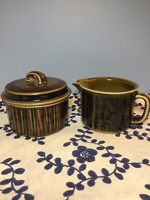 Arabia of Finland Creamer & Jam Pot Sugar bowl with lid in Kosmos
