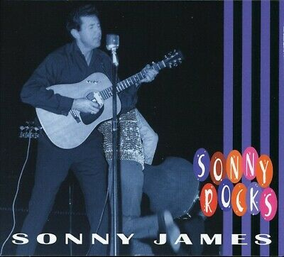 Sonny Rocks - Sonny James (2003, CD NEUF)