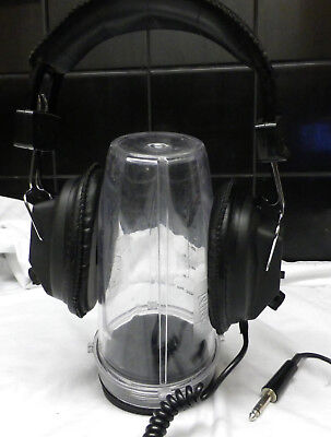 PHILIPS Headphones EM-6126 VINTAGE RETRO Quality Condition