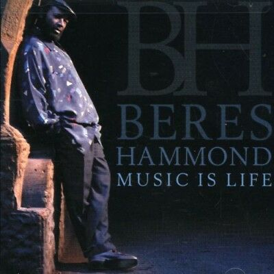 Music Is Life - Beres Hammond (2001, CD NEUF)