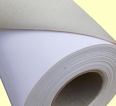 Art Canvas Cotton Roll 1.27 x 30m for Solvent / Eco Solvent Printers