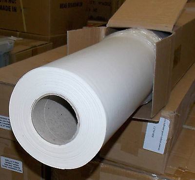 Solvent  / Eco Solvent Printers Canvas Roll Cotton 1.27 x 30m