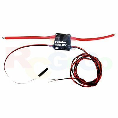 Futaba SBS-01C Current Sensor 1A~70A S.Bus Telemetry System # EBB1164