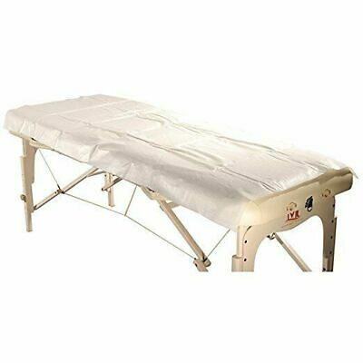 New Poly-Backing Disposable Table Sheet for Massage/Treatment Table