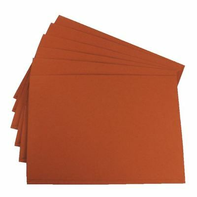 Guildhall Orange Pocket Legal Wallet Pack of 50 PW3-ORG [GH14027]