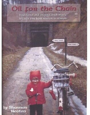 Oil For The Chain - Shannon Heaton (2005, CD NEUF)