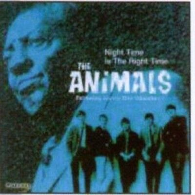 Night Time Is The Right Time - Animals (2011, CD NEUF)
