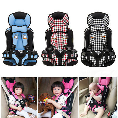 Portable Car Seat Baby Child Safety Seats Convertible Booster Chair Toddler New