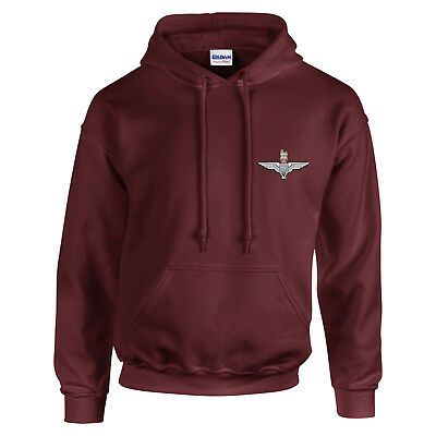 To Those That Are Paras Mens Funny Hoodie The Parachute Regiment 1 2 3 410 Reg