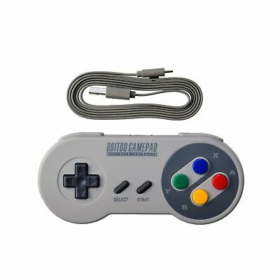 8Bitdo SFC30 GamePad Wireless Bluetooth Controller for Android/iOS/PC/Mac