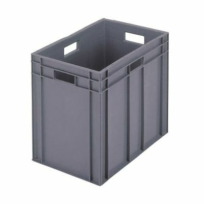 VFM 600x400x412mm Grey European Stacking Container 307377 [SBY04872]