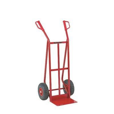 Red General Purpose Hand Truck Pneumatic Tyres 308074 [SBY05149]