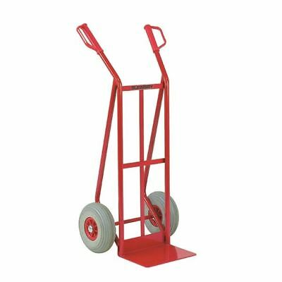 Red General Purpose Hand Truck Foam Tyres 308075 [SBY05150]