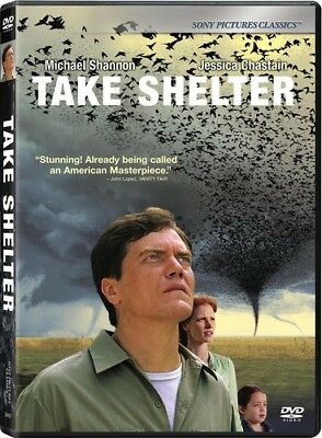 Take Shelter (2012, DVD NEUF) WS2 DISC SET