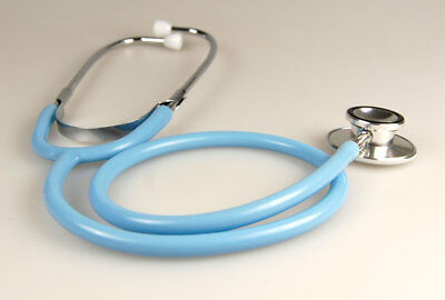 Valuemed Professional Dual Headed Stethoscope in Pale Blue