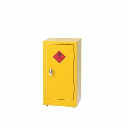 Hazardous Substance Storage Cabinet 28X14X12 inch C/W 1 Shelf  [SBY07593]