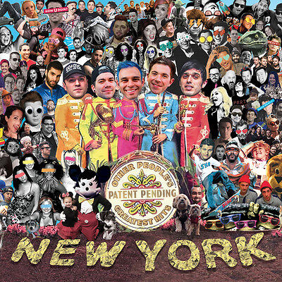 Other People's Greatest Hits - Patent Pending (2017, CD NEUF)