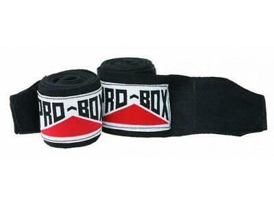 Black AIBA Approved Sting  Boxing Hand Wraps Official GB /& England Products