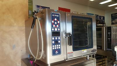 Used 7.14 Ml Alto Shaam Combitherm Oven Includes Free Shipping