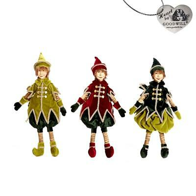 Peter Pan Doll W/stand 35 Cm 1 Pezzo