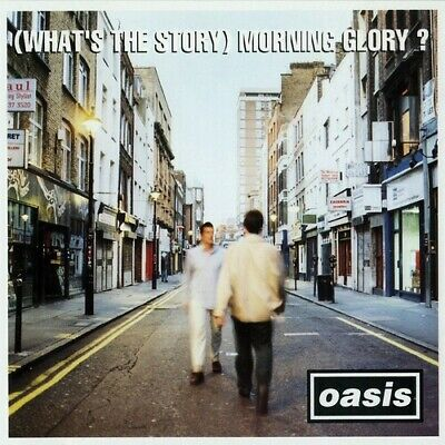 (Whats The Story) Morning Glory - Oasis (2014, Vinyl NEUF)2 DISC SET