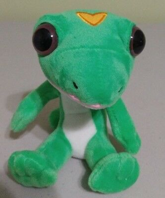 GEICO GECKO PLUSH STUFFED ANIMAL  lot of 2 AS SEEN ON TV COMMERCIAL