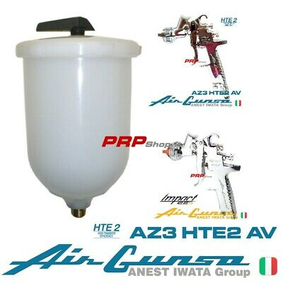 ANEST IWATA Coppa Tazza  AIR GUNSA AZ3 HTE 2 (600 ml) CUP AIR GUNSA SPRAY GUNS