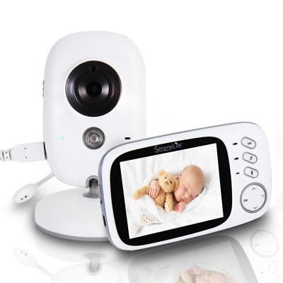SereneLife Wireless Baby Monitor System Camera & Portable Child Home Monitoring