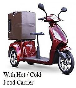 Food Delivery Scooter, FOOD-DELIVERY-SCOOT